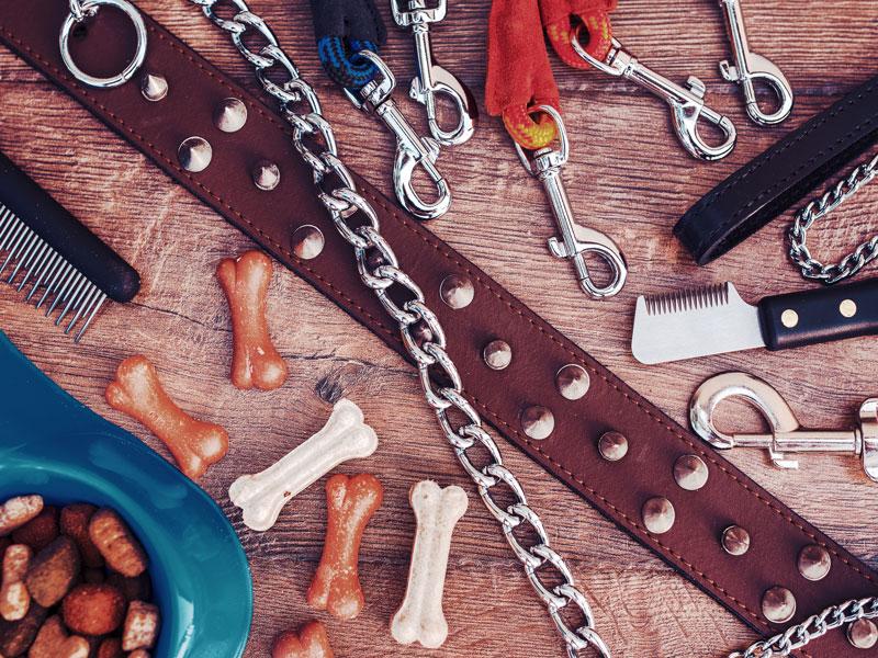 Jouets et accessoires pour animaux