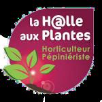 Logo La halle aux plantes